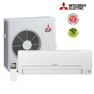 MSZ-HR25VF HAREME Duvar Tipi Split Klima Serisi