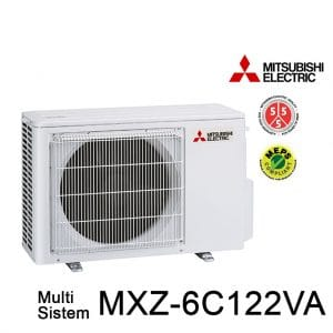 MXZ-6C122VA Inverter Power Multi dış üniteler