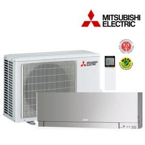 MSZ-EF25VE3S Kirigamine Zen Duvar Tipi Split Klima Serisi