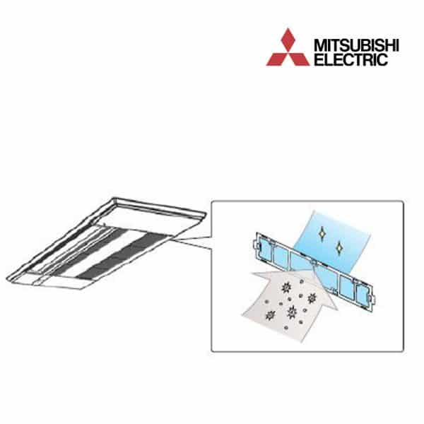 MAC-408FT-E Elektrostatik Anti Allerji Enzim Filtre – M Serisi