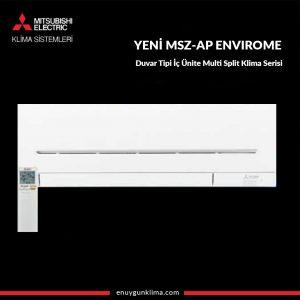 MSZ-AP50VGK ENVIROME WIFI Duvar Tipi İç Ünite Multi Split Klima Serisi