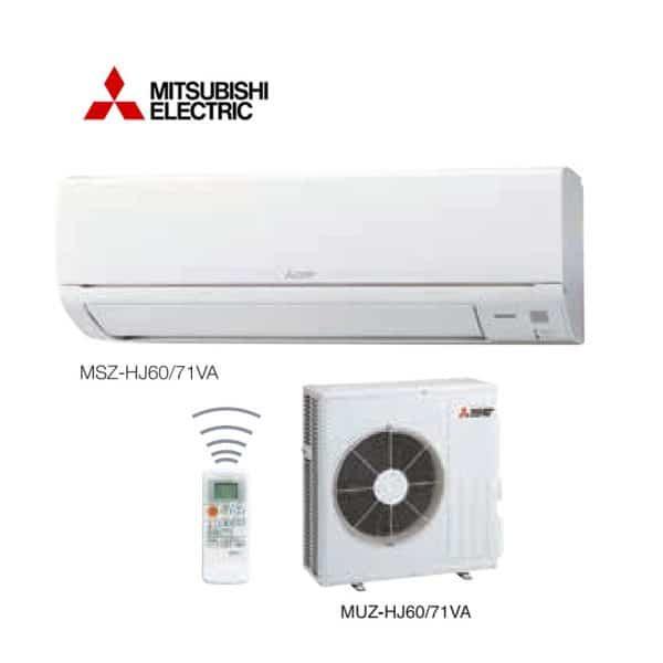 MSZ-HJ71VA Comfort Inverter Duvar Tipi Split Klima Serisi
