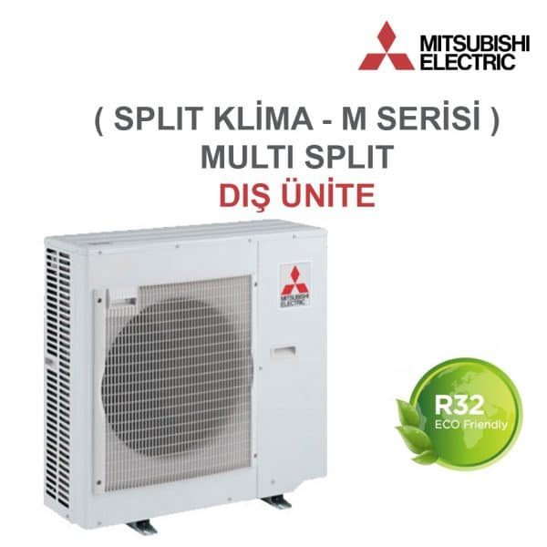 MXZ-4F80VF Dış Ünite – M Serisi – Multi Split Klima Sistemleri