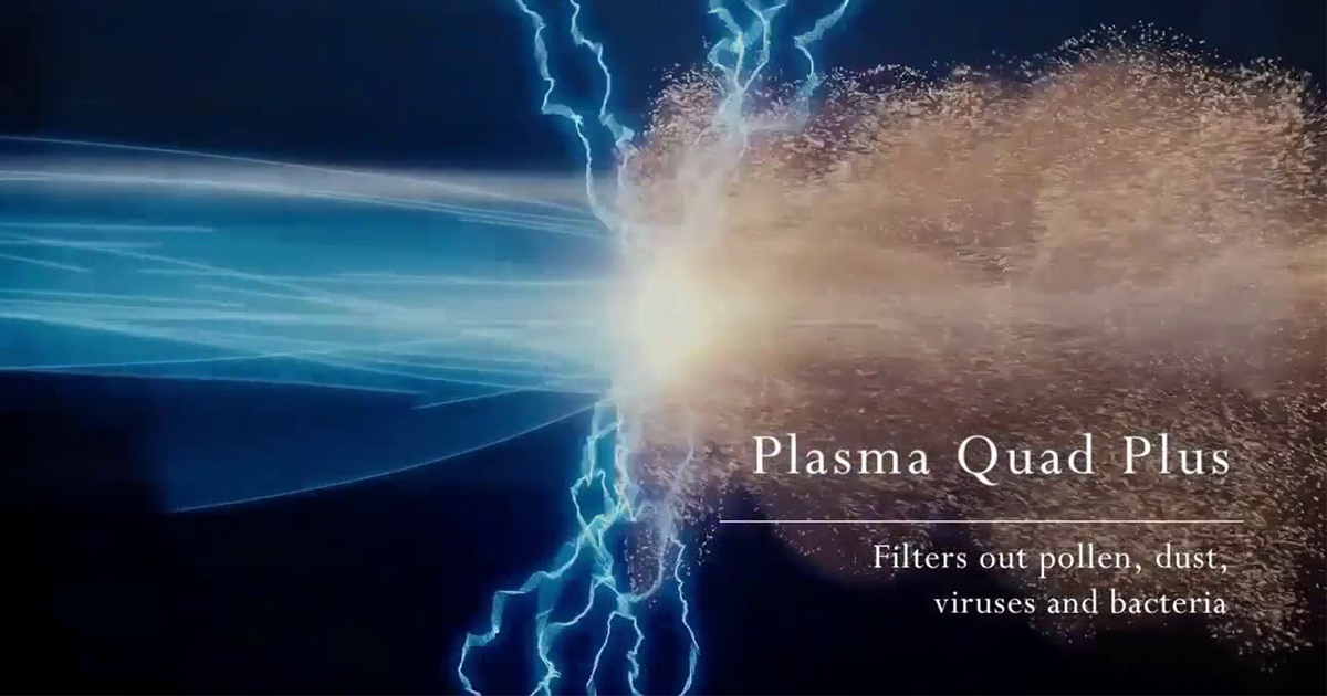 İç Hava Kalitesi ve Plasma Quad Plus Filtre